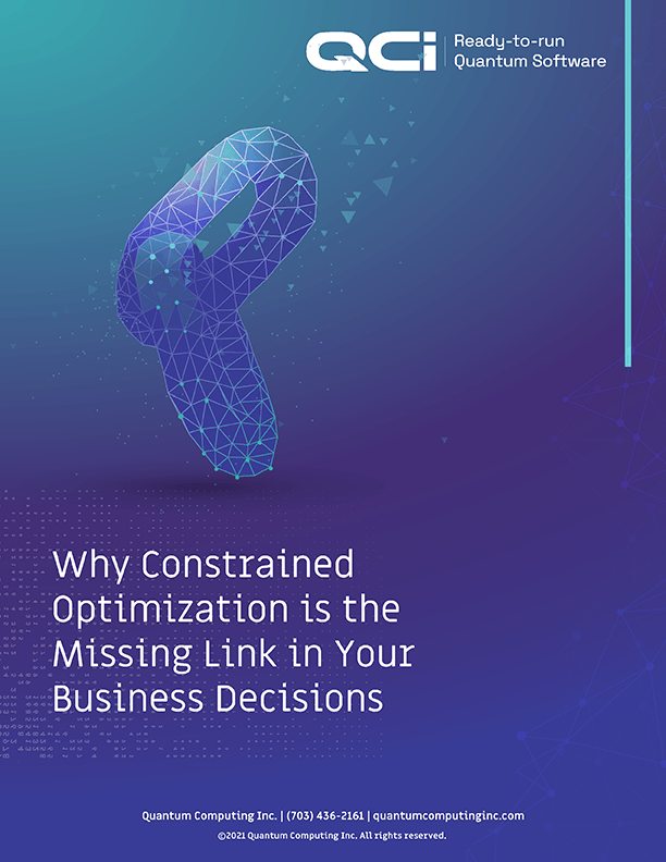 Why Constrained Optimization is the Missing Link in Your Business Decisions executive brief