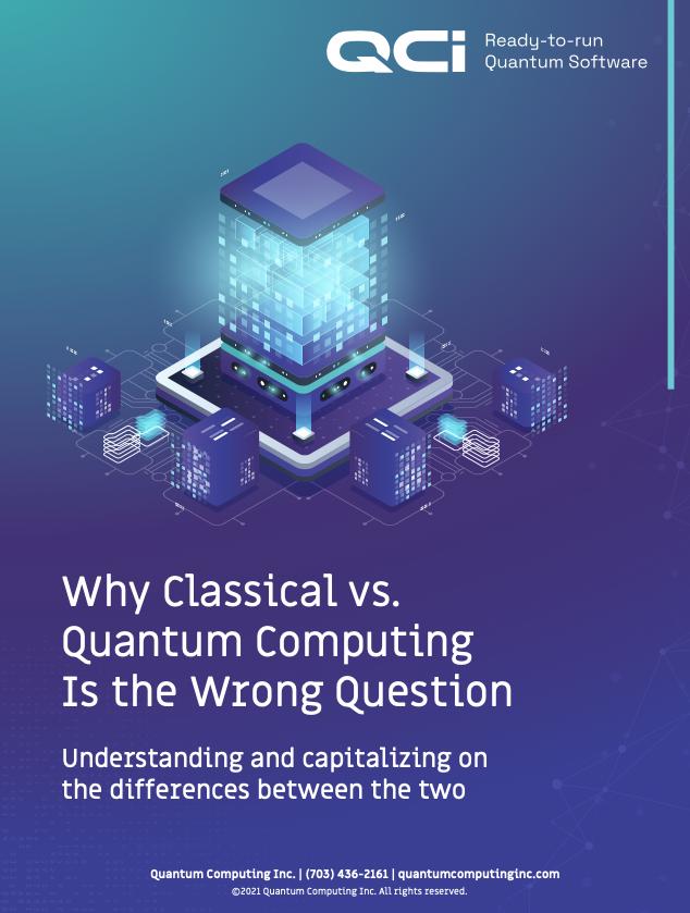 Classical vs Quantum